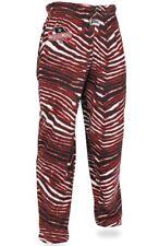 WWE Wrestlemania 36 Zubaz Pants Zebra Striped XL Wrestling Tampa Bay XXXVI