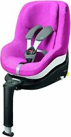 Maxi-Cosi Pearl Smart, Pearl Pro One Summer Cover, Childs Car Seat Cover. Pink