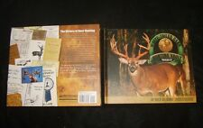 White-Tailed Deer Hunting Vault Hardcover And Sleeve