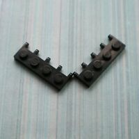 LEGO - Used Condition - 1x4 Vehicle Roof Holder (4315) -  Black x 2