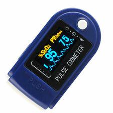 OLED Pulso Dedo Oxigeno Oximeter Pulsómetro Pulsioximetro Oxímetro SPO2 Monitor#
