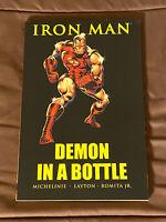 Iron Man Demon in a Bottle Marvel Comics