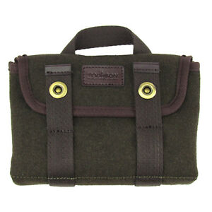 Tourbon Woolen Cartridge Holder Ammo Bag