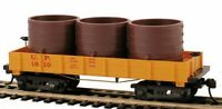 HO Scale - 28' Wooden 1860 Water Car, Union Pacific - MAN-723003
