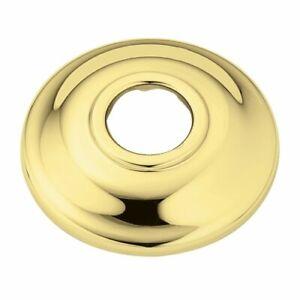 Moen AT2199P Shower Arm Flange, Polished Brass
