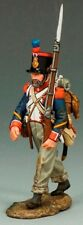 King & Country Age Of Napoleon Na234 French Line Infantry Rifleman Marching Mib