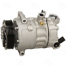 Four Seasons 168646 New Compressor And Clutch