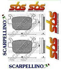 PASTICCHE FRENI SBS 193HF HONDA SH FES NES 125 150 250 300 -BRAKE PADS- 6561930