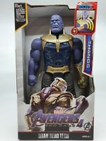 Thanos Avengers: End Game Titan Hero Power Thanos figure toy AU 30cm tall Sound