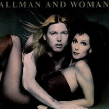 "Allman and Woman (Greg Allman and Cher):  ""Two The Hard Way""  (CD Reissue)"