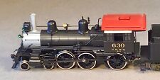 HO Brass 4-6-0, Nickel Plate Products, CB&Q, Class K-2, Pro-Painted