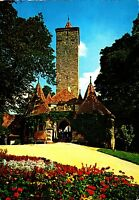Rothenburg o.d. Tauber , Burgtor, Ansichtskarte , ungelaufen