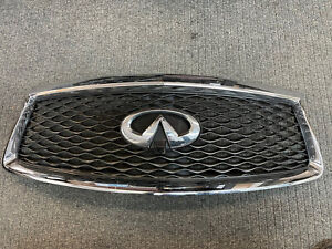 OEM 2016 2017 2018 2019 2020 Infiniti QX60 Front Grille With Camera