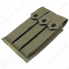 Reproduction US Army M3 SMG Grease Gun Three MAG POUCH - Ammo Airsoft Surplus