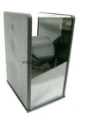 Brookstone Boxy Single Automatic Watch Winder Modern Case Time Black