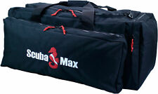 Scuba Deluxe Duffel Bag Separate Regulator/Fin Pockets Dive Travel Bag NEW