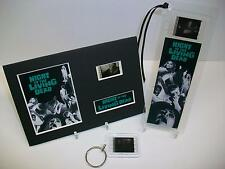 NIGHT OF THE LIVING DEAD 3 Piece Movie Film Cell Memorabilia Collection Zombies!