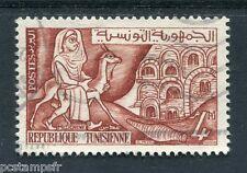 TUNISIE 1959-61, timbre 475, MEDENINE, oblitéré cachet rond