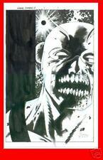 ORIGINAL MARVEL ZOMBIES 2 #1 SEAN PHILLIPS COMIC ART SPLASH PAGE (pg 1)!