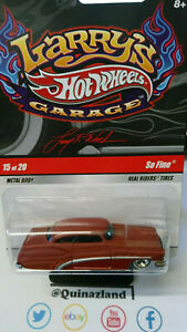 Hot Wheels Larry's Garage So fine brune (CP15)