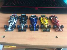 5 F1 Minichamps MInardi Peugeot Jordan Williams Tyrrell 1/43 1:43 Cars damaged