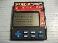 New ListingRadica Keno Handheld Electronic Game