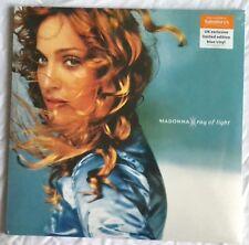 MADONNA -Ray Of Light- 2017 Blue Vinyl UK Limited Edition of 1000 (Vinyl Record)