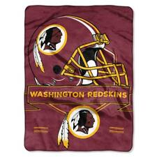 Washington Redskins 60x80 Plush Raschel Throw Blanket Prestige Design [NEW]