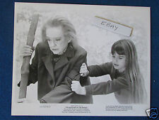 "Original Press Promo Photo - 10""x8"" - Bette Davis -The Watcher in the Woods 1980"
