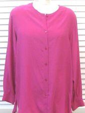 NWT Women's size 14 Silk Tunic Top  LIZ CLAIBORNE