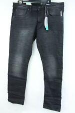 edc by Esprit Herren Jeans Slim Fit Hose Schwarz 997CC2B806 Gr.34/32 Neu Etikett