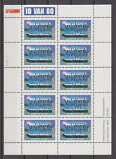 NVPH Nederland V 1733 blok sheet MNH PF Jongerentrends 1997 Netherlands