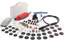 NEW 220V 180W Electric Dremel Rotary Mini Drill 140pcs Power Tools accessories