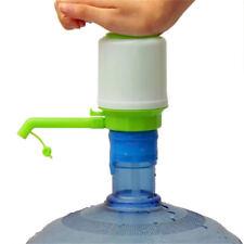 Hot 5 Gallon Bottled Drinking Water Hand Press Manual Pump Dispenser FA1
