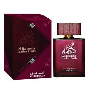 Al Haramain Leather Oudh EDP