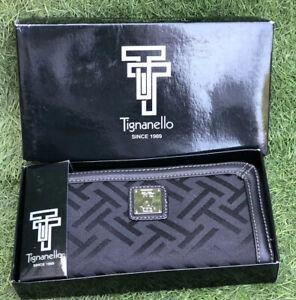 Tignanello Signature Black Purse & Wallet BNWB