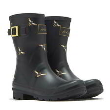 Joules Molly Welly Wellington Women's Boots - Black , UK 7