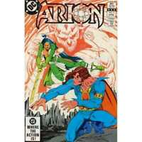 Arion: Lord of Atlantis #6 in Very Fine + condition. DC comics [*3d]