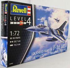 Revell 1:72 03905 F-16 Mlu 100th Anniversary Model Aircraft Kit