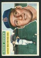 1956 Topps #115 Jackie Jensen EXMT/EXMT+ Red Sox 82736