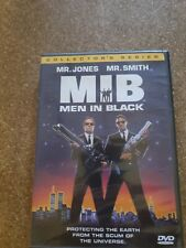 Men In Black (Dvd, 2000, Collectors Series) Excellent. Free Shipping.