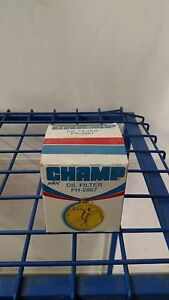 Champ/Champion Labs P1072 Oil Filter
