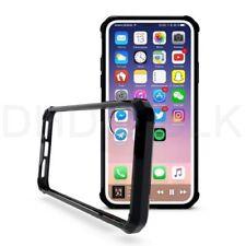 Étuis, housses et coques noir en plastique rigide Pour iPhone X pour téléphone mobile et assistant personnel (PDA)