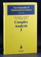 Complex Analysis I Entire & Meromorphic Functions Polyanalytic Functions