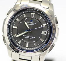 CASIO OCEANUS OCW-T100TD-1AJF  Men's Watch New in Box
