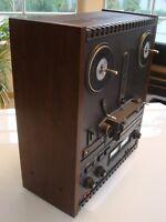 NEW CUSTOM Veneer Wood Side Panels Reel Recorder Studer Technics Otari
