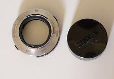 TAMRON ADAPTALL 2 Lens mount adapter for PENTAX K ( PK ) mount camera, with cap