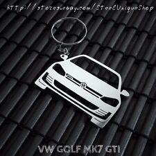 VW Golf MK7 GTI Stainless Steel Keychain