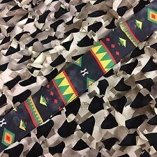 New HK Army Paintball Padded Tying Headband - Tribe Rasta