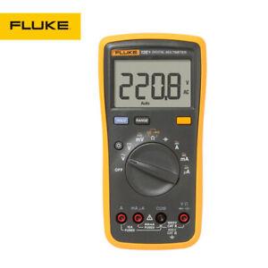 FLUKE Digital Multimeter Meter ACDC Diode Current Capacitance Auto Range AU!
